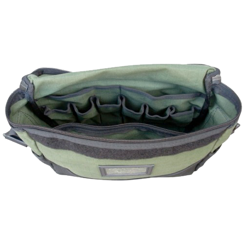 TK Deluxe Canvas Small Tool Bag - Green