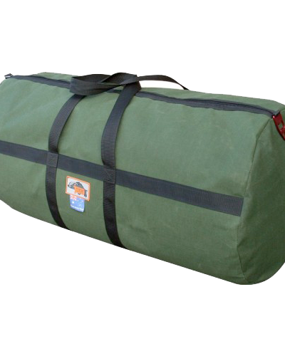TK Sports Canvas Medium Travel Bag - Green