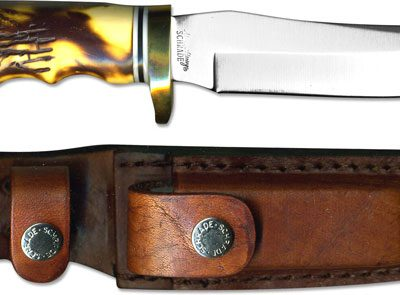 Uncle Henry Knives: Golden Spike Uncle Henry Knife, SC-153UH