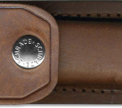 Schrade Knives: Schrade Leather Sheath Only, Fits LB5, SC-LS1