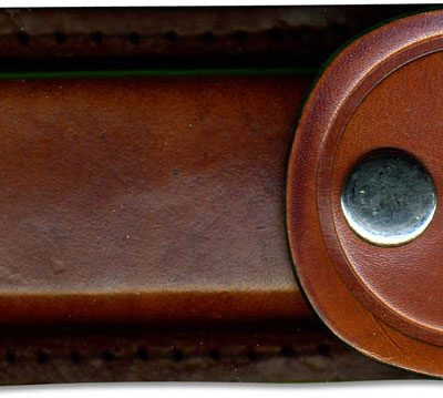 Schrade Knives: Schrade Leather Sheath Only, Fits LB7